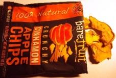 Crunchy Cinnamon Apple Chips